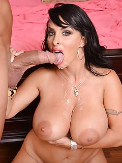 Free Cum In Mouth Porn
